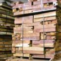 大果紫檀原木板材进口清关报关公司图片