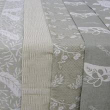 供应亚麻床垫面料装饰面料