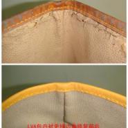 LV手袋包带清洗金属件抛光图片