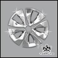 本田2012款CRV电镀轮毂贴轮毂装饰图片