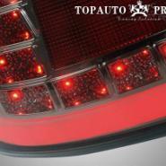 起亚智跑专用改装熏黑款LED尾灯图片
