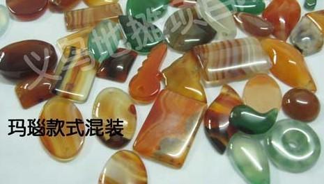 水晶玛瑙图片 水晶玛瑙样板图 水晶玛瑙 海倩服装饰品批发