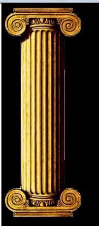 希腊多立克式罗马柱价格图片图片