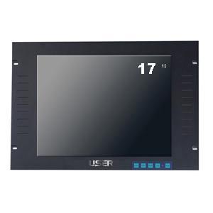 福建17寸触摸监视器图片