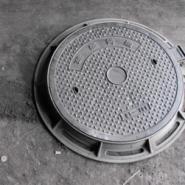球墨井盖上下水管件井盖大全图片