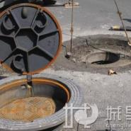厂家嘉峪关防沉降井盖图片