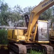 上海吉林二手日立220挖掘机市场图片