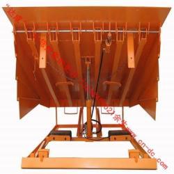 供應液壓式卸貨平台