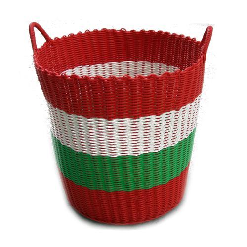 供应塑料管1号洗衣篮