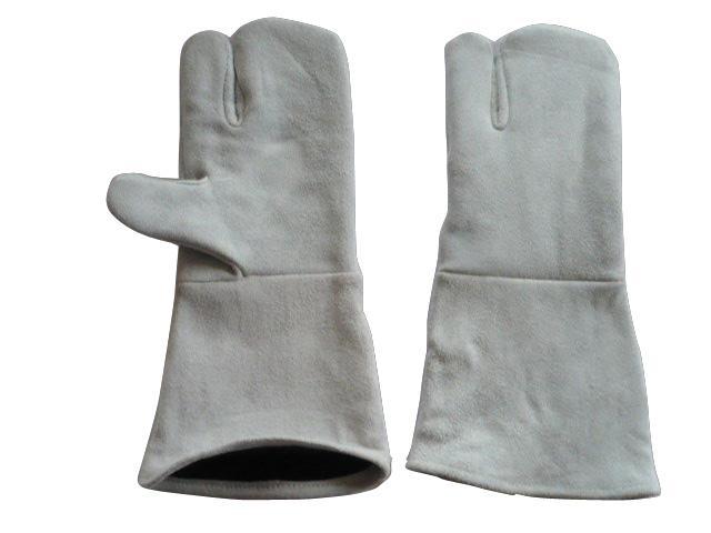 半指手套的编织方法