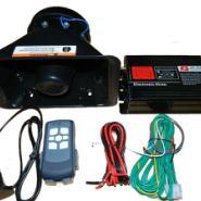 200W无线遥控道奇警报器警笛喇叭图片
