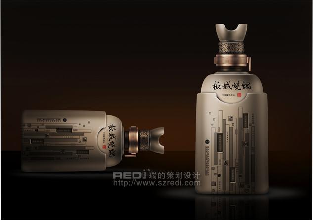 供应深圳酒瓶专业设计