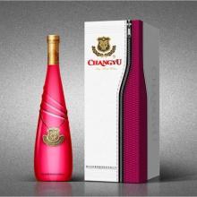 张裕红酒产品礼盒设计,新颖别致,创意独特批发