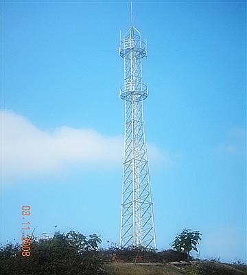 通讯铁塔矢量图