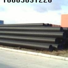 供应通北白山聚乙烯PE钢带增强管图片
