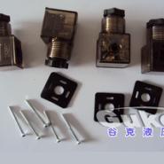 AC220V带指示灯方型插头图片