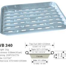 供应铝箔BBQ烧烤盘/铝箔烤盘/铝箔盘