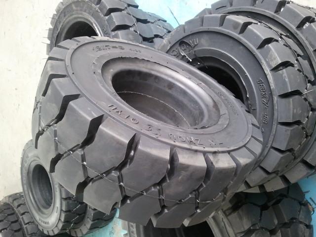 合力叉车杭州叉车专用实心胎压胎机销售