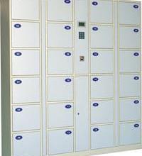 供应电脑联网自助存包柜自动存包柜自助更衣柜