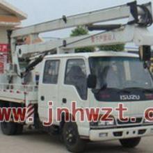 庆铃高空作业车16米高空作业车www.jnhwzt.com