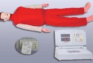 急救训练模型触电急救训练模拟人图片