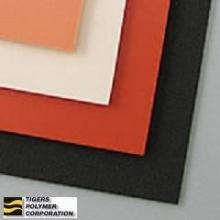 导电性硅橡胶海绵垫导电性发泡硅橡胶片生产厂家