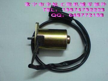 供应邵阳小松pc200-6旋转电磁阀图片