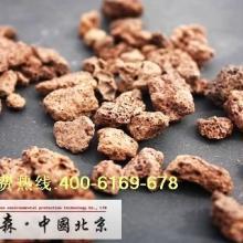供应红黑火山岩生物滤料批发