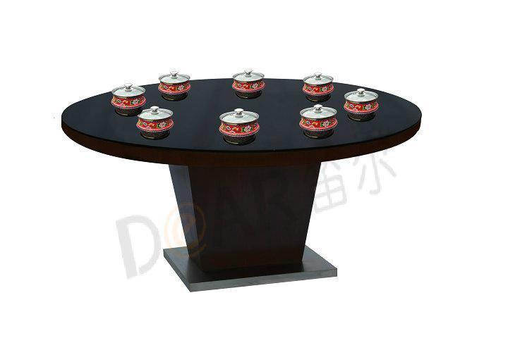 供应全新电磁炉火锅桌