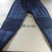 北京羽绒裤加厚纯棉麻灰批发