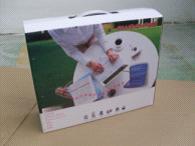 便携式笔记本太阳能充电器