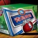 青岛冰醇啤酒500mL/瓶12图片