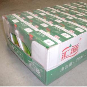 汇源100果汁利乐包饮料图片