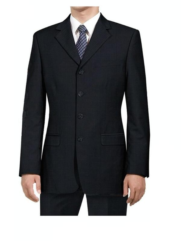 公司生产优质低价订做西服