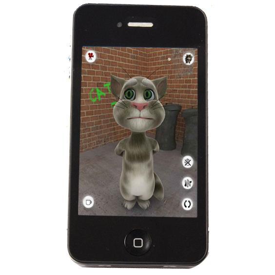 尼彩手机也能玩汤姆猫 尼彩I8如何玩TOM猫 -一呼百应资讯频道