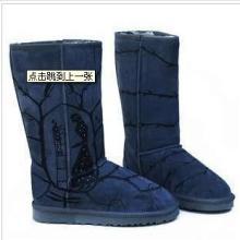 供应温州手绘鞋加工,手绘雪地靴,涂鸦鞋批发