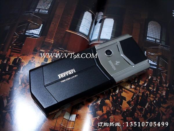 vertu法拉利v8手机