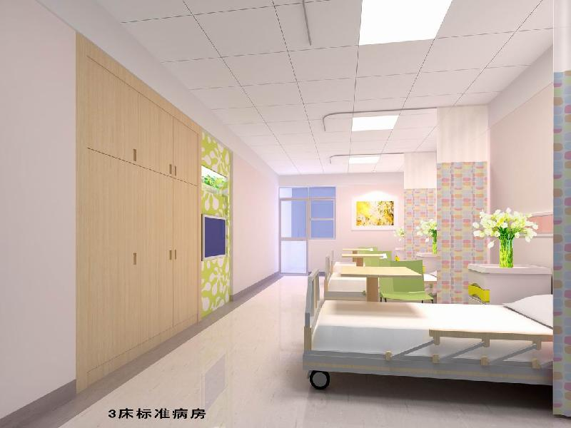 新医院室内效果图 汇总 高清图片