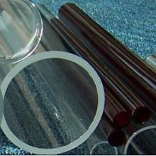 供应大口径石英透明玻璃管图片