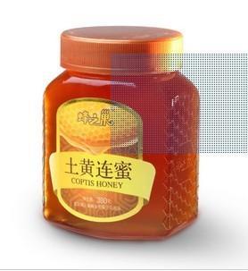 供应蜂之巢土黄连蜜