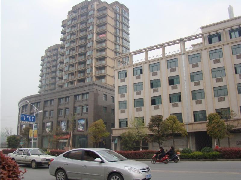 供应杭州富阳高桥五层营业房出售