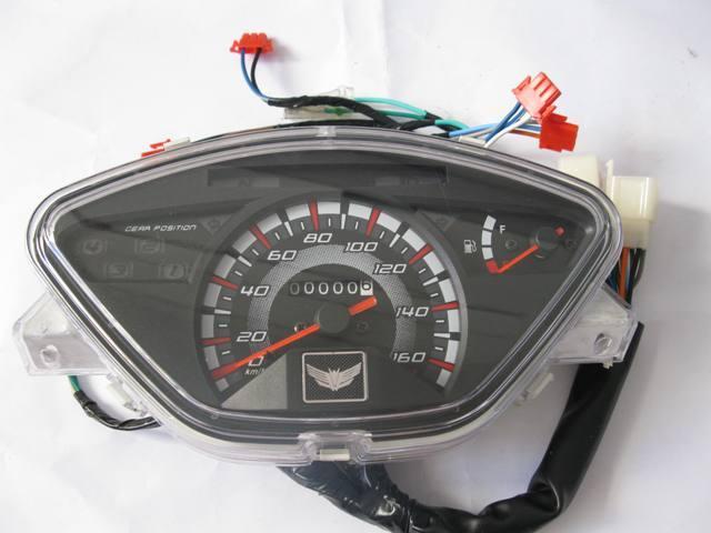 供应摩托车亚洲豹仪表