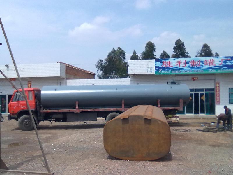 供应开远油罐厂钢结构车间化工设备