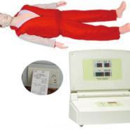 触电急救训练模拟人图片