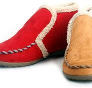 女式雪地鞋户外鞋保暖鞋图片