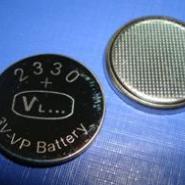 供应VL2330锂钒电池/钮扣式可充/广东,广州锂电池专业生产厂家