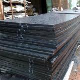 供应煤仓衬板生产流程