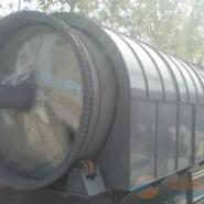 环保式废油渣油泥提炼为燃料油设备图片