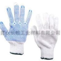 供应代尔塔涤棉针织手套