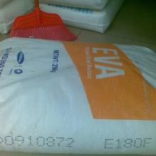 供应用于发泡的EVA原料醋酸乙烯树脂E180F批发